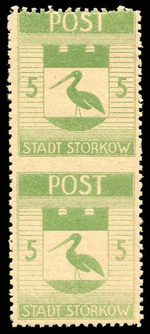Singles storkow